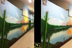 Graffiti-professionnel-graffeur-artiste-suoz-customsz-paysage-graff-street-art-sunset-coucher-de-soleil-rochefort-la-rochelle-poitou-charentes-France