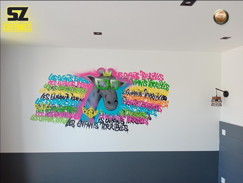 graffiti-chambre-animaux-lettrage-graffiti-la-rochelle
