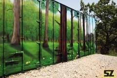 graffiti-decoration-nature-conteneur-artiste-street-art-trompe-loeil-Millau-parc-de-loisirs-des-Bouscaillous