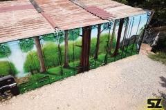 graffiti-decoration-suoz-nature-conteneur-artiste-street-art-trompe-loeil-Millau-parc-de-loisirs-des-Bouscaillous