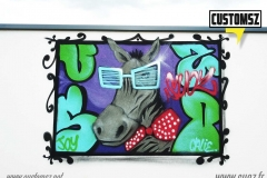 decoration-graffiti-cheval-licorne-ânes-street-art-graffeur-professionnel