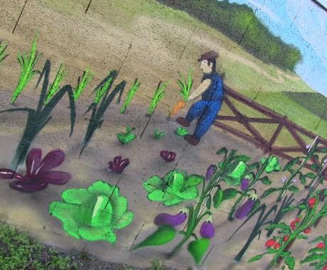 Atelier Graff – Projet Jardingue