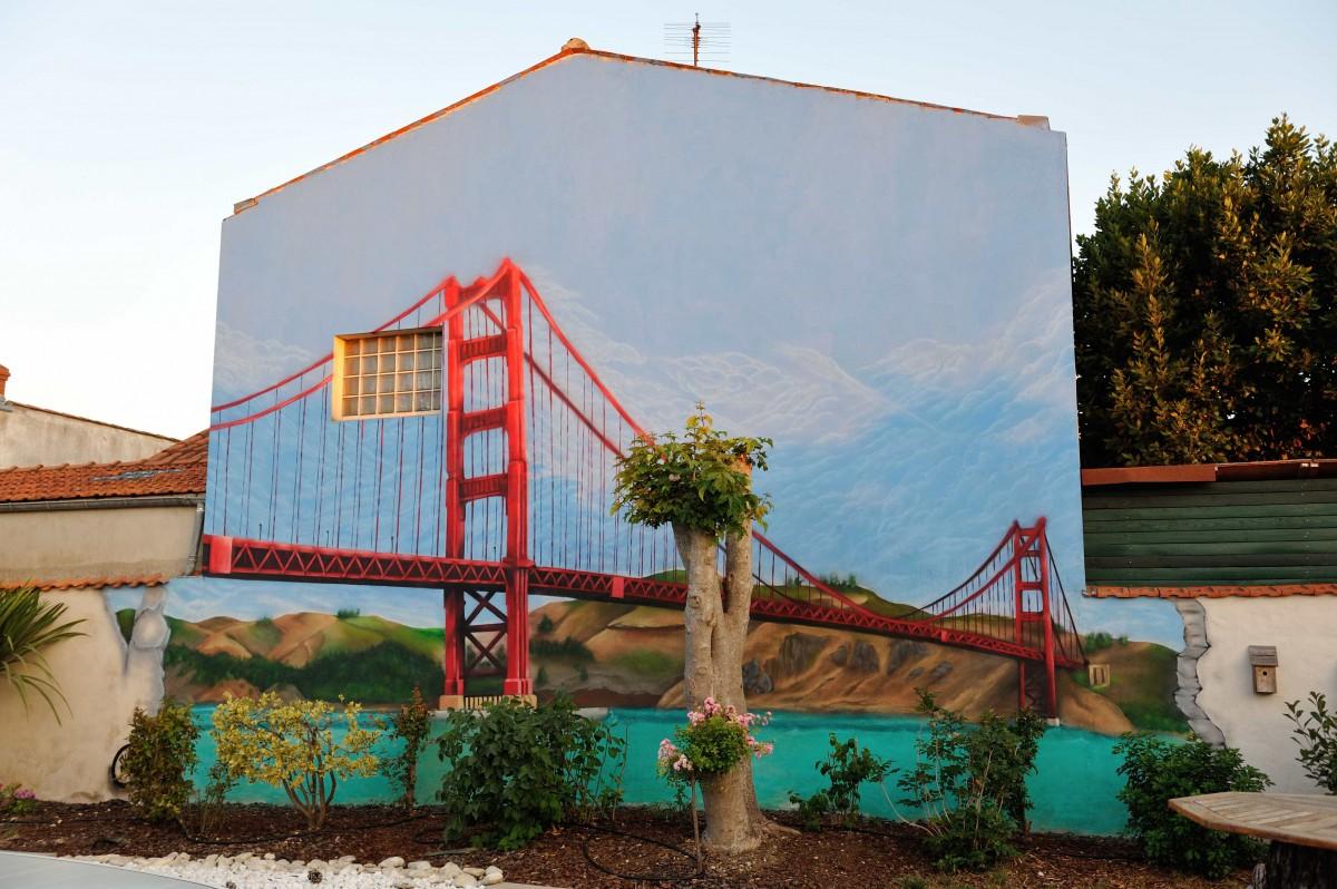 graffiti décoration la rochelle royan saintes charentes maritime royan rochefort bordeaux
