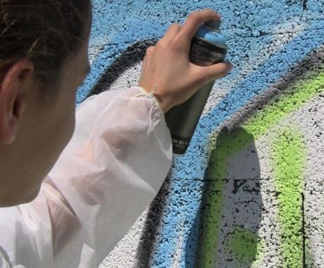 Atelier graff «j'art dingue»