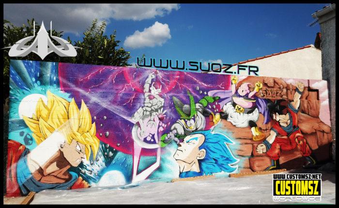 Graffeur professionnel décorateur streetArt
