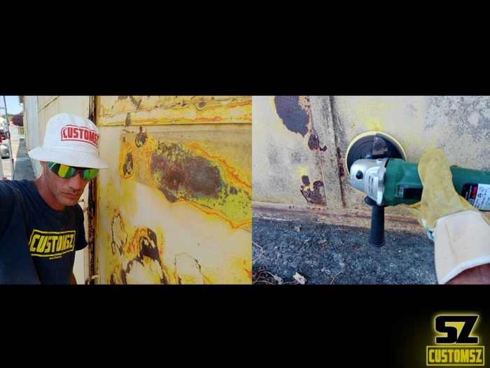 Eiffage Street Art décoration