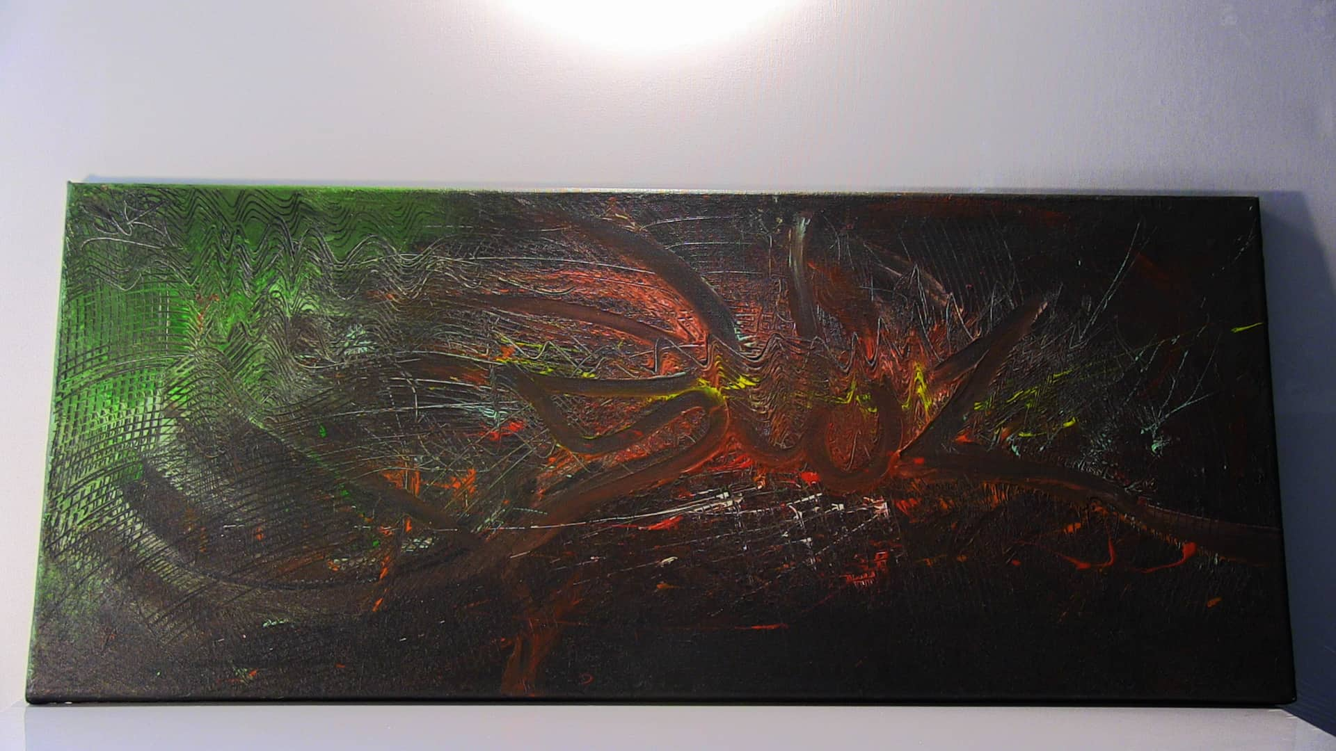 tableau toile suoz artiste wordlwide wild style custom achat tableau artiste graffeur graffiti cote paris la rochelle new yord